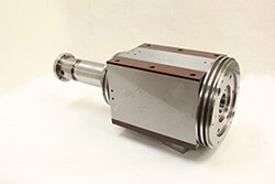 Blombach Spindle After Repair