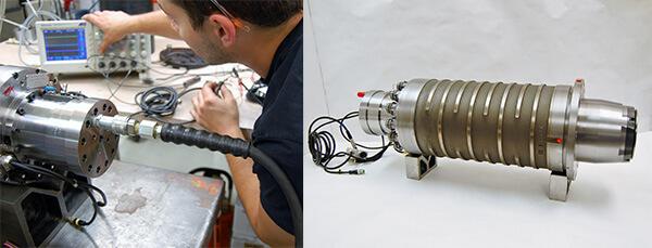 Checking Sensors on a Franz Kessler Spindle_1