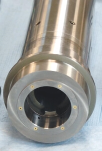 Franz Kessler Spindle Shaft Manufactured by HST. Vigel Spindle Repair.