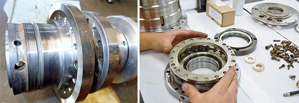 Locking Ring_Shaft Lock_Franz Kessler Spindle shaft