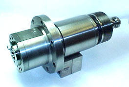 Bridgeport Spindle Repair. This is a Bridgeport VMC3020 spindle