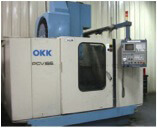 OKK Spindle Repair. OKK Machining Copy Center.