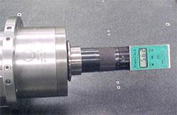 Setting drawbar tension on an HK63