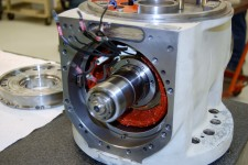 Mazak Integrex Series Spindle Repair. Mazak Integrex 300 being repaired.