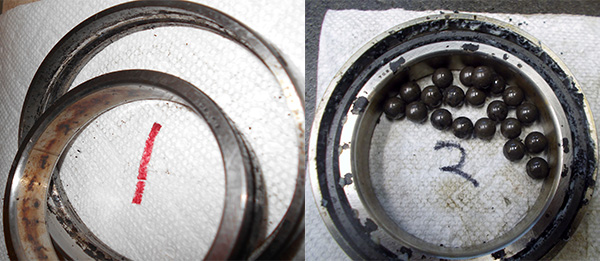 Hyundia Spindle Repair_bearings