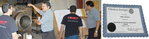 oem factory training at High speed technologies
