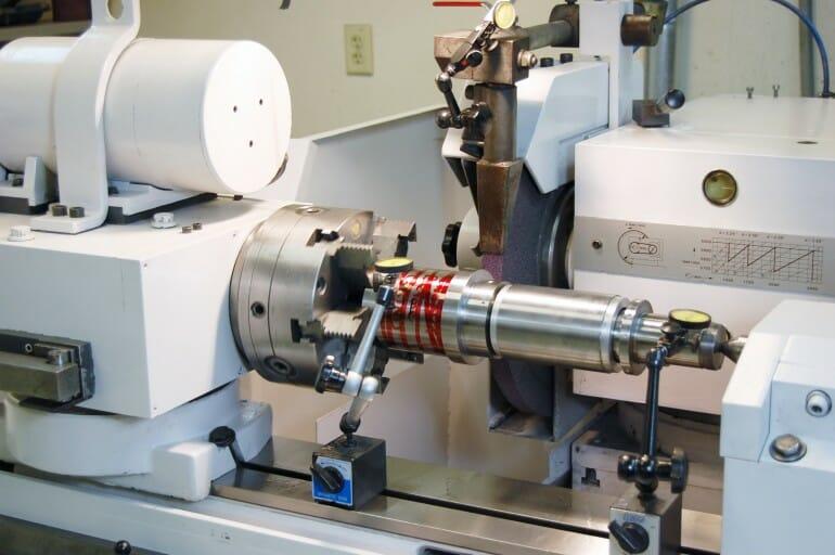 super precision kellenberger grinder used at high speed technologies