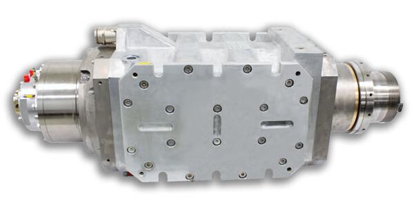 Saccardo VA25 spindle repair