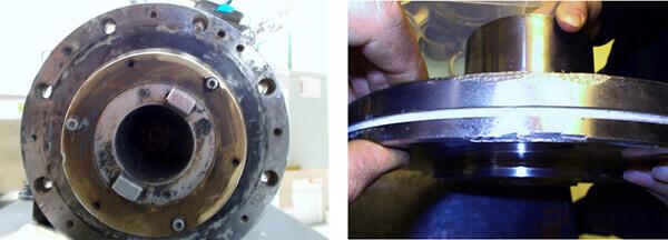 HSD-ES721-Spindle-Received_HSD-ES721-Spindle-damaged