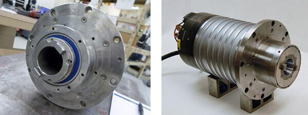 HSD-ES791 Spindle Bad Taper spindle repair