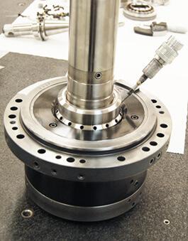 Mori NH 4000 Hydraulic Nut