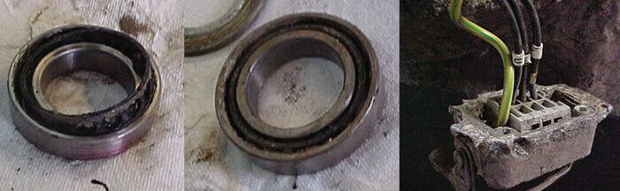 Boneham spindle repair bearings_power connector