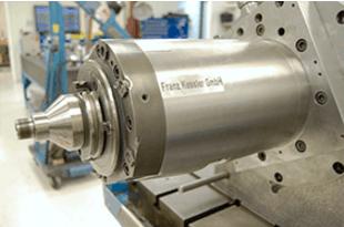 Franz Kessler spindle repair - bearings, motors, parts