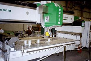 Saccardo Spindle Repair Services