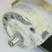 Air Bearing spindle repair and rebuild_broken taper repair