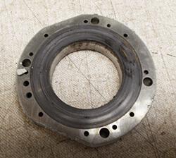 Disco NCP00027 Air bearing spindle repair and rebuild_damaged axial bearing