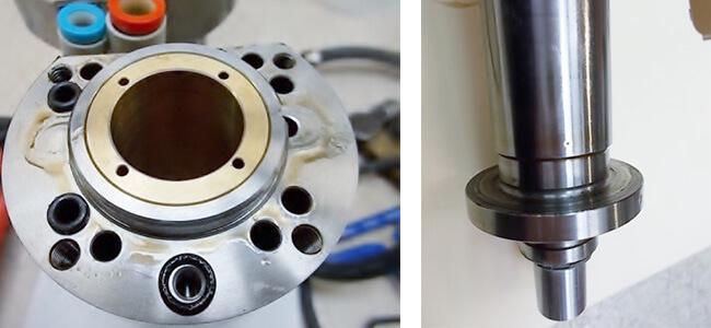 Disco NCP00027 Air bearing spindle repair and rebuild_oil in air supply