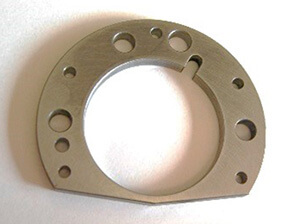 Spindle repair and rebuild_spacer ground flat and parallel