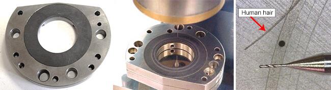 spindle repair and rebuild_axial bearing final restoring steps