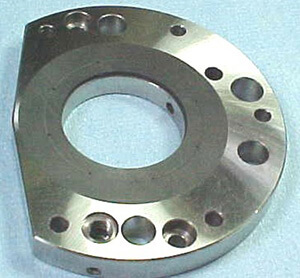 spindle repair and rebuild_axial bearing restored to new