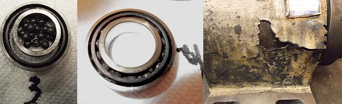 Toyo Spindle repair and rebuild_bad bearings