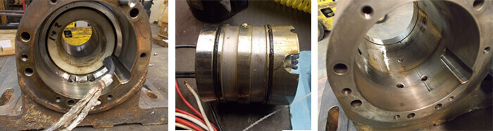 Toyo Spindle repair and rebuild_stator