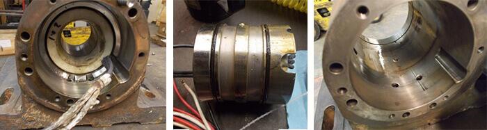 Toyo Spindle repair and rebuild_stator