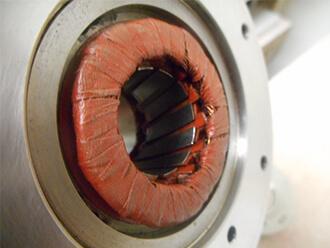 Seiko Seiki Spindle Repair and Rebuild_stator passed all testing