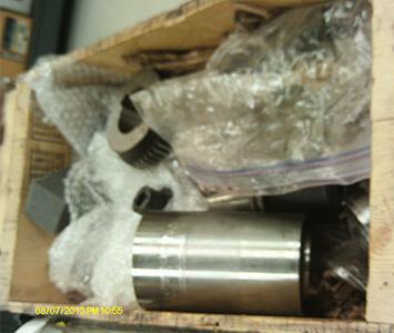 Mitsui Seiki Spindle Repair and Rebuild_shipping