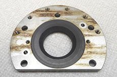 Accretech spindle repair and rebuild_outer axial bearing