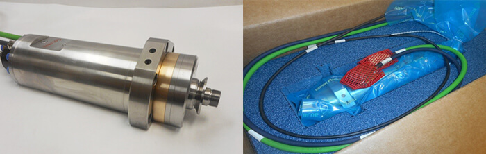 Colibri Spindle Repair and rebuild_ready to ship